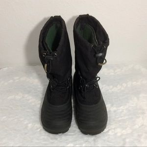 SOREL Youth Super Trooper Waterproof Winter Boots